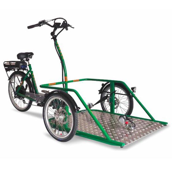 Andros - Tricycle à deux roues avant...