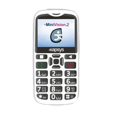 MiniVision 2 - Téléphone mobile (portable)...