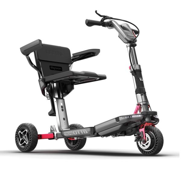 Scooter électrique Atto Sport - Scooter à trois roues...