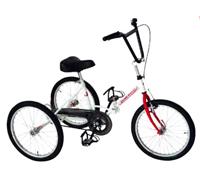 Tricycle Tonicross Plus - Tricycle à deux roues arrière ...