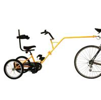 Tricycle Tonicpouss - Cycle pour pousser ou tirer un fau...