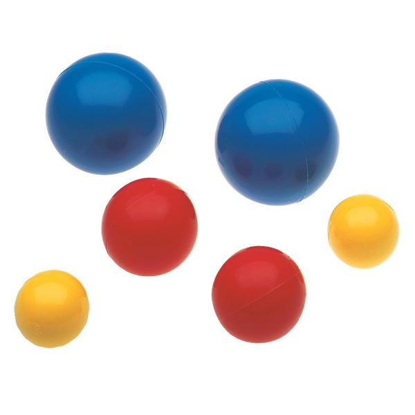 Petites balles creuses - Appareil d'exercice de préhensi...