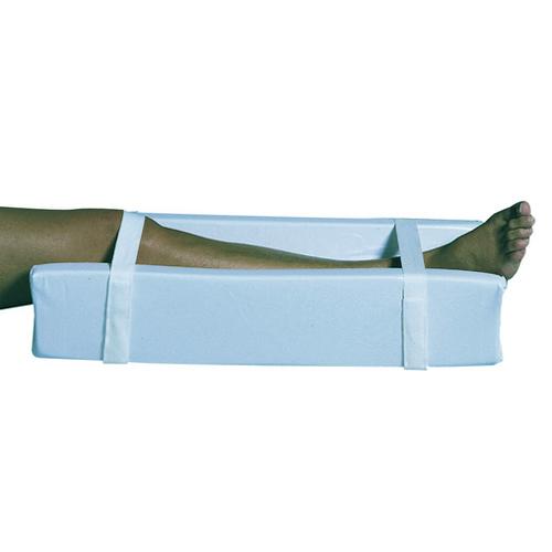 Gouttière pour jambe - Attelle du genou et du pied...