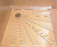extra plat symétrique -Tarentaise- réf. T 9090 - Receveu...