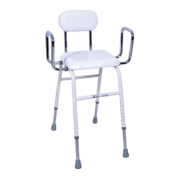 Chaise haute de cuisine Kizine - Meuble de cuisine...