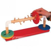 Puzzle à disques horizontal 14203 - Jeu de construction...