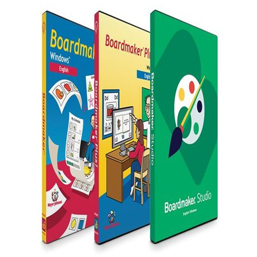 Boardmaker Windows version 6  - Logiciel de dessin...