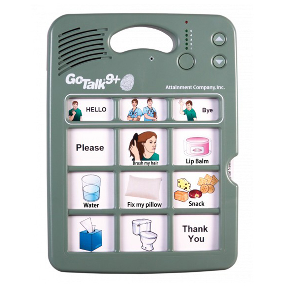 Gotalk 9+ Lite Touch - Communication par pictogrammes...