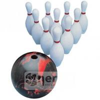 Bowling à 10 quilles 14674 - Jeu de quilles...