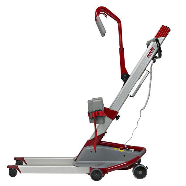 Molift Quick Raiser - Lève-personne mobile verticalisate...