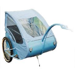 Cocoon - Remorque pour cycle...