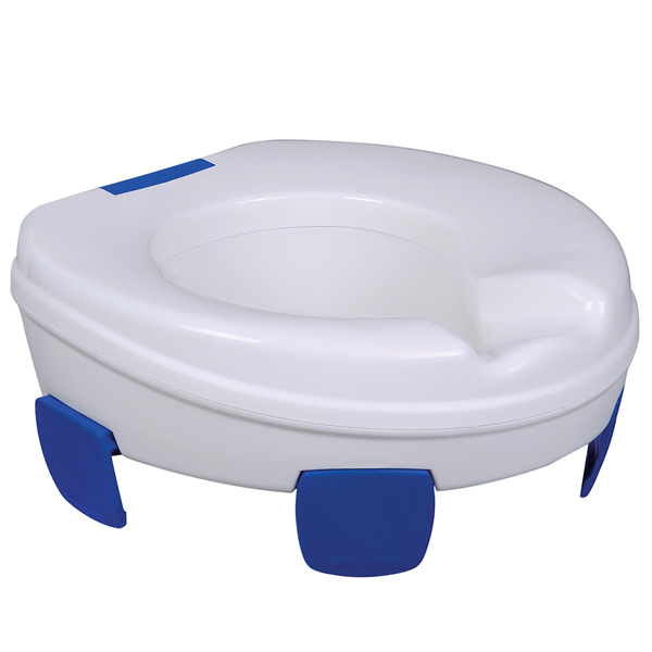 Clipper I - Surélévateur de wc / toilettes à fixer...