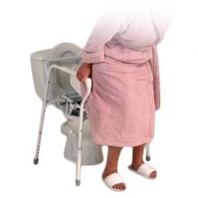 Siège releveur de toilettes 811072 - Cadre de wc / toile...