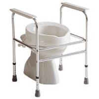 Adeo C407A - Cadre de wc / toilettes...