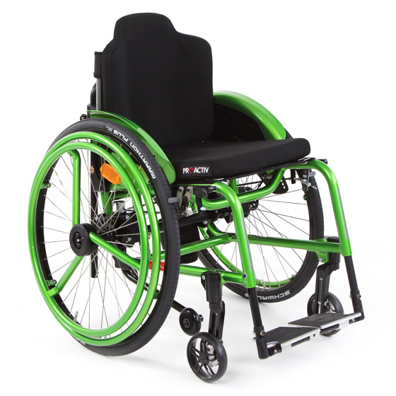 Speedy A1 - Fauteuil roulant manuel sport & loisirs...