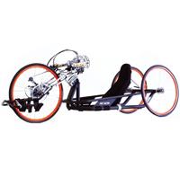 NJ1 Compact - Tricycle à deux roues arrière propulse par...