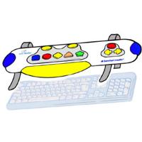 Clavier alternatif - Clavier d'ordinateur...