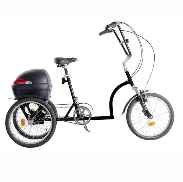 L'Athentic + - Tricycle à deux roues arrière propulse pa...