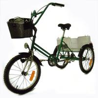 Tricycle Utilitaire - Tricycle à deux roues arrière prop...
