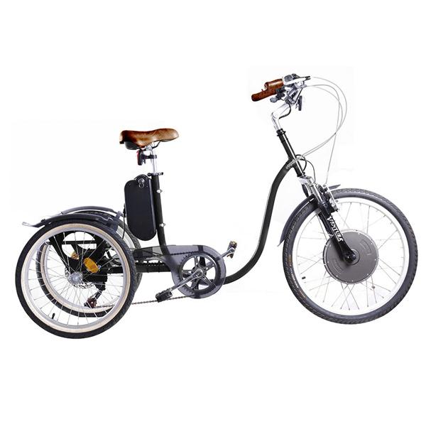 Lucyle - Tricycle à deux roues arrière propulse par les ...