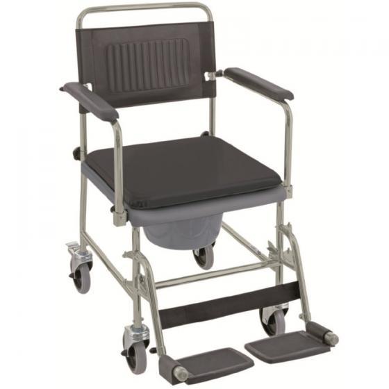Cascata - Chaise percée à roulettes...