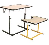 Table Ergo - Table de travail à hauteur réglable...