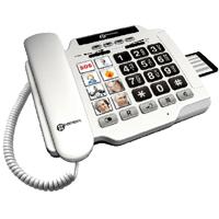 Photophone 100 - Téléphone fixe à touches larges...