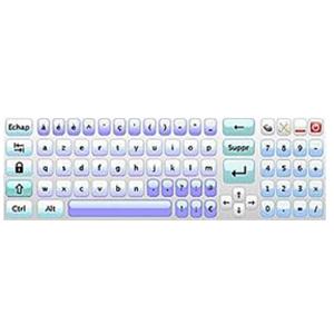 Clavicom NG+ - Logiciel de clavier visuel...